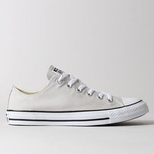 Converse allstars off white/cream